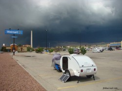 Storms coming, Sheridan Wyoming