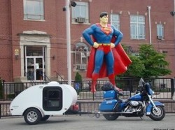 Superman, Metropolis Illinois